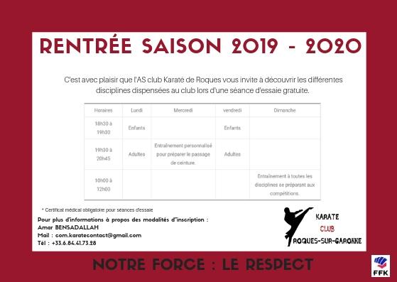 Krav Maga Toulouse 2020